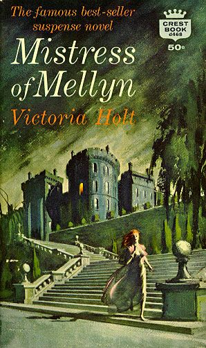 Mistress of Mellyn kickstarted the Gothic Romance paperback boom of the 1960s.