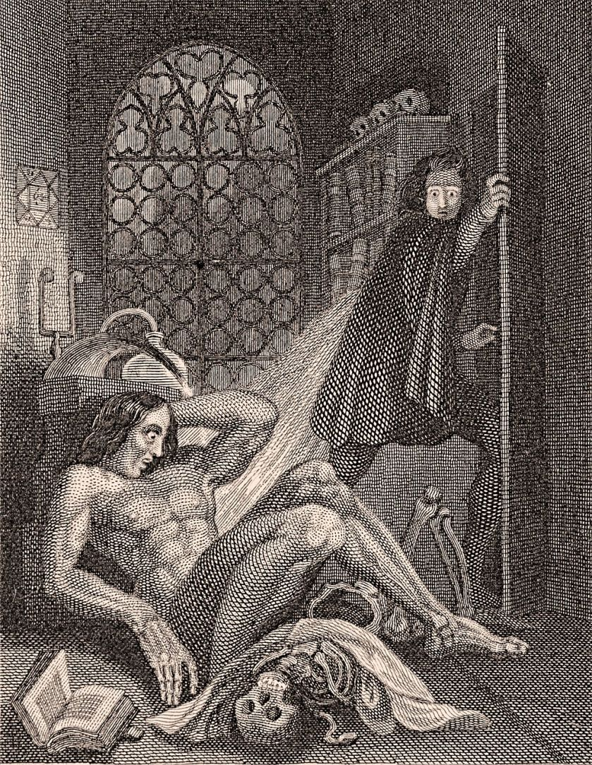 Frankenstein-Mary-Shelley-Frontispiece