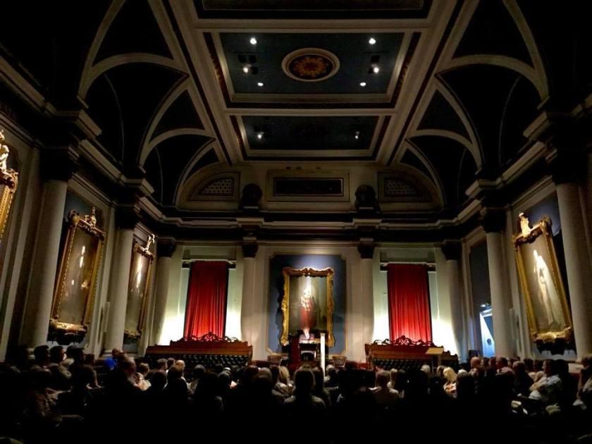 Dublin Ghost Story Festival organised by Swan River Press