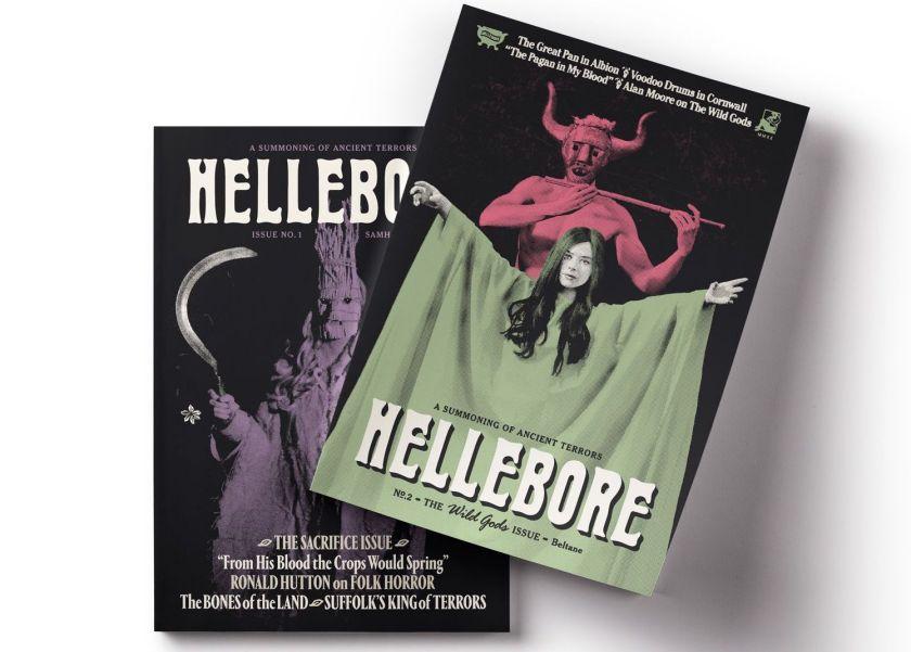 Hellebore magazine